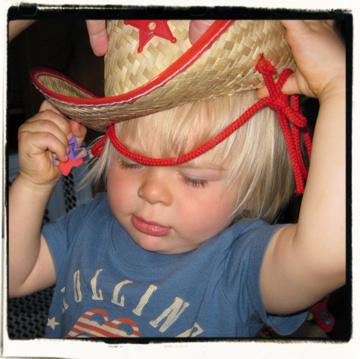 Lil lil cowpoke/cowboy
