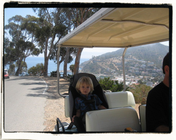 Who knew golf carts could be such fun!