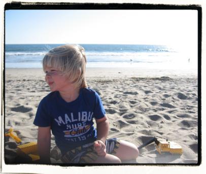 Beach bunny.