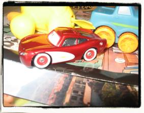 Go, car, go!